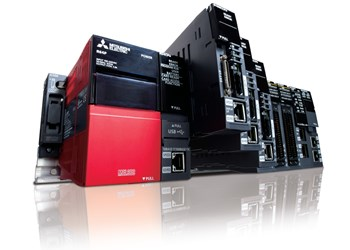 Mitsubishi Electronic Automation's C80 Series CNC.