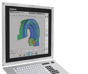 Lathe CNC Adds Features for Safety, Usability
