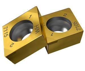 Sandvik Coromant CB7125 and CB7135 grades