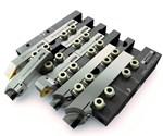 Sistema de herramientas AFC de Arno USA para mecanizado tipo suizo.