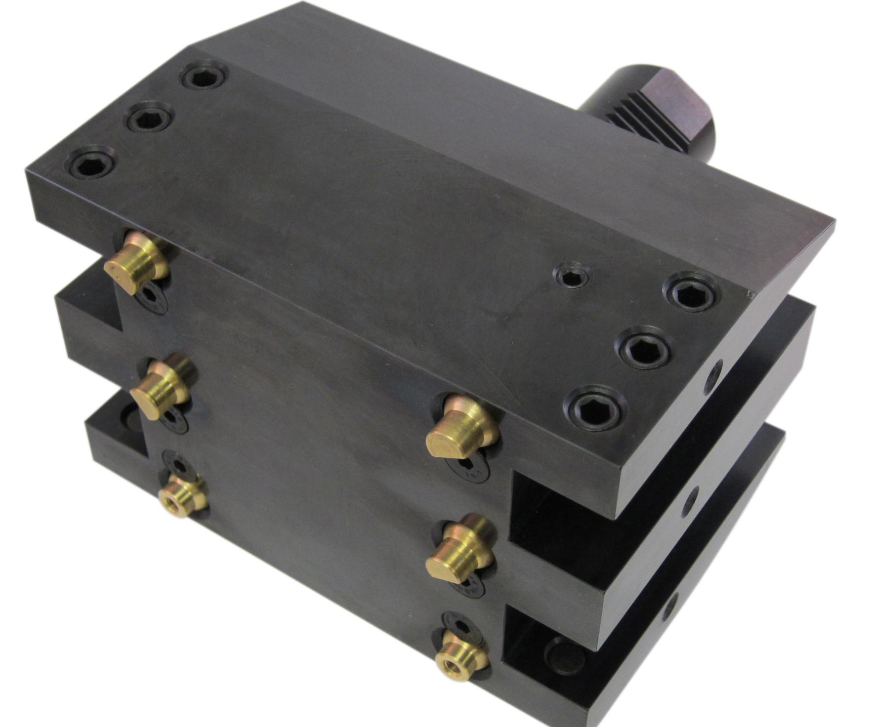 Exsys Tool Inc. quad square shank static toolholder