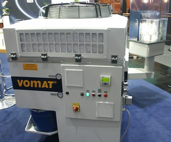 Vomat coolant filtration system