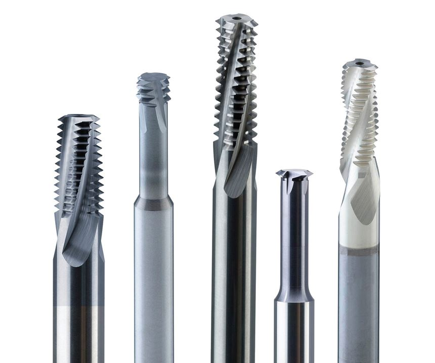 North American Tool Corp. solid carbide thread mills