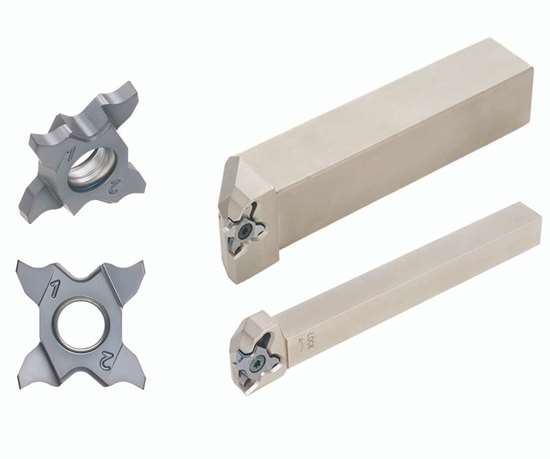 TungaloyTetraMini-Cutgrooving tool family