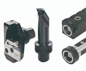 Quick-Change Tooling Available with C3/C4 Coupling