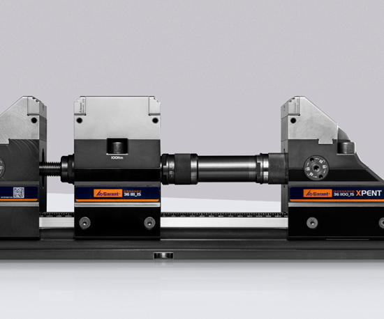 Hoffmann Group Garant Xpent Five-Axis Vise