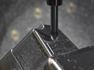 circle segment taper tool in cut