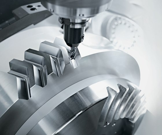 An easy way to transition into five-axis machining is with a 3+2 machine configuration.
