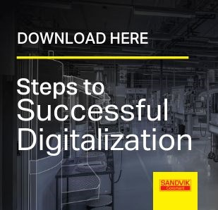 Steps to digital machine shop series