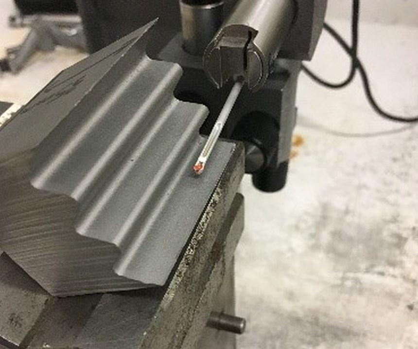 Surface Finish Measurement Directions