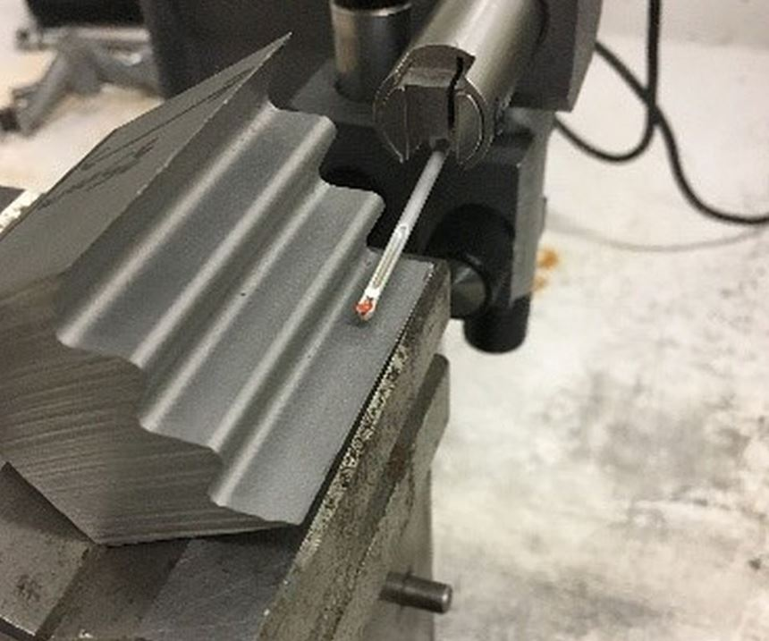 Surface Finish Measurement Directions