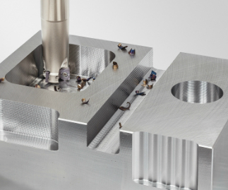 Tungaloy DoFeed high feed milling tools