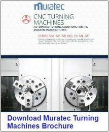 Murata twin-spindle brochure