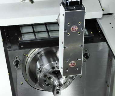 Muratec turning automation