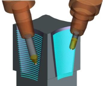 Siemens NX for barrel cutters