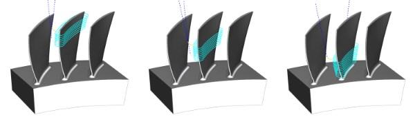 Siemens NX Multiple Stripe Cut Level Support