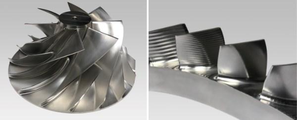 Siemens NX Turbomachinery Milling
