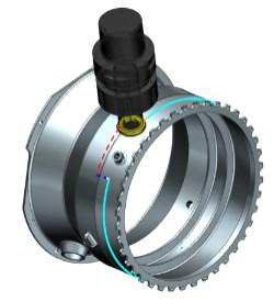 Siemens NX Turn-milling