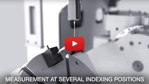 Okuma autotuning for 5-axis machining centers