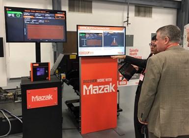mazak discover