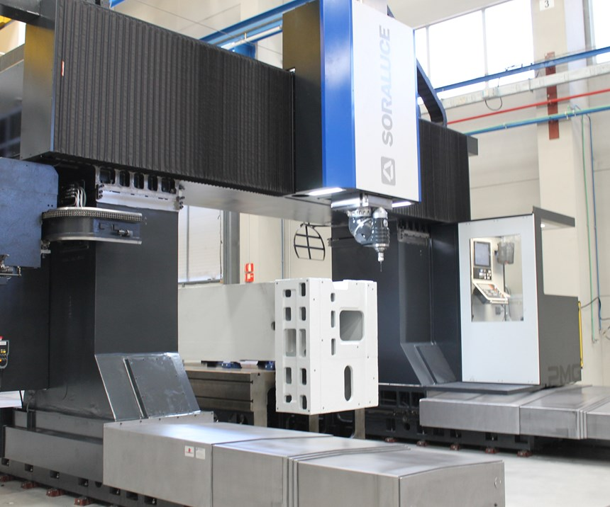 PMG 600 milling machine