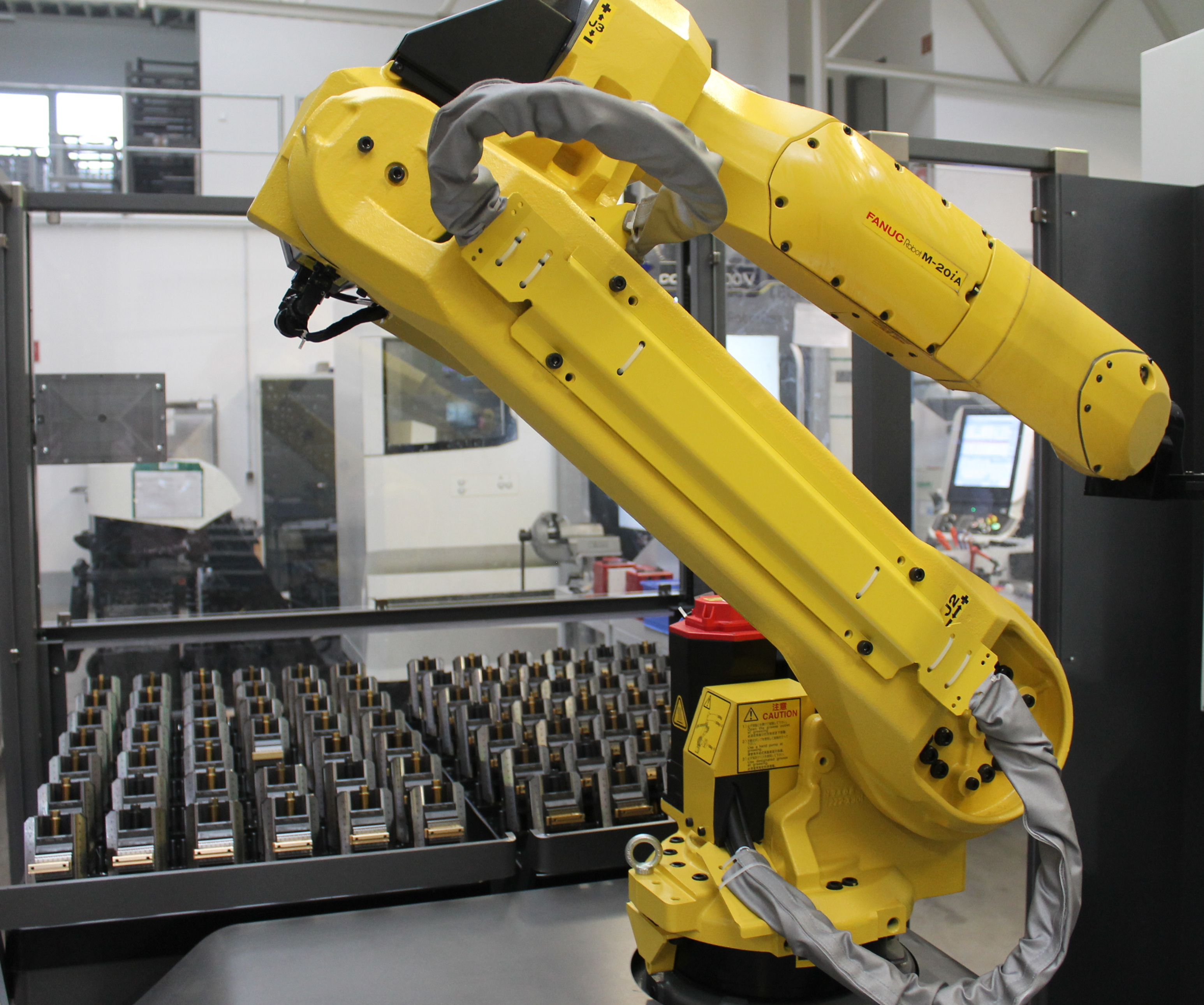 Lang Robotrex automation system