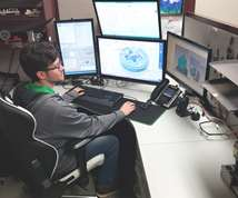 CNC programmer