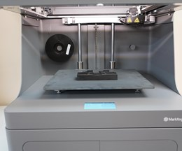 MarkForged X7 printer. Photo provided by Precision Metal Products for Modern Machine Shop.