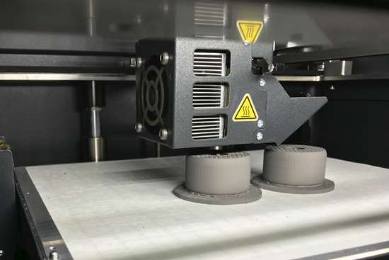 Metal X fused-filament fabrication printer
