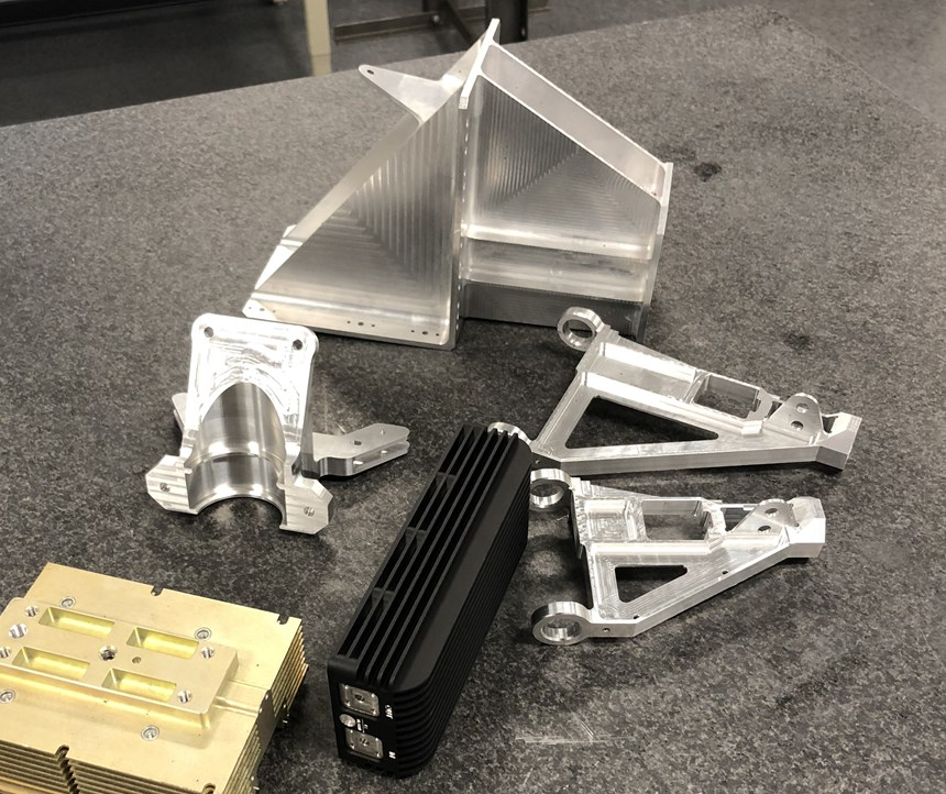 parts produced by Creations Unlimited
