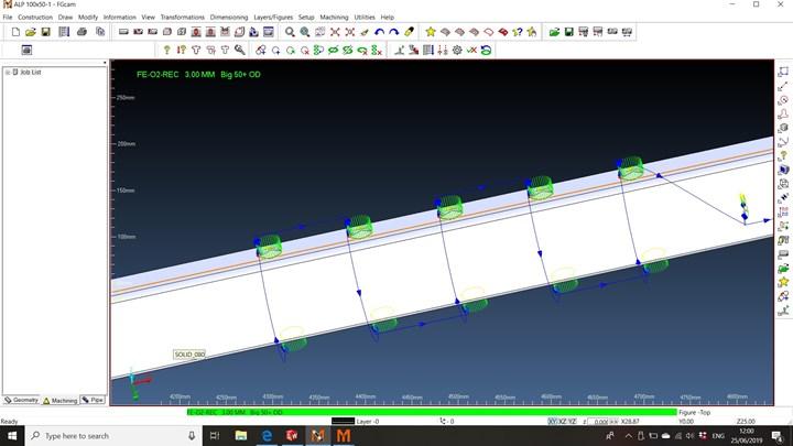 FG-CAD/CAM software