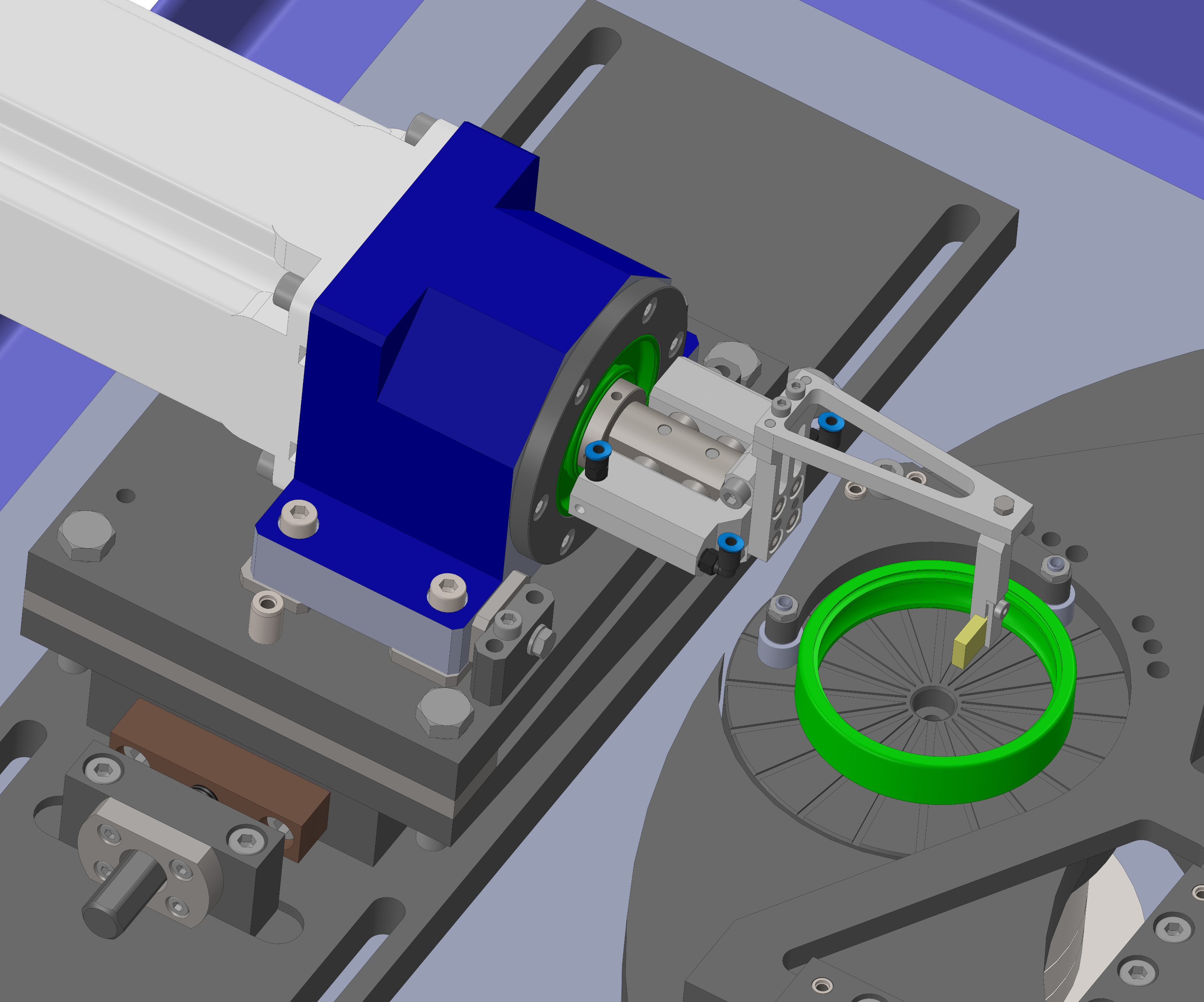 Nagel Precision's BF-series rendering