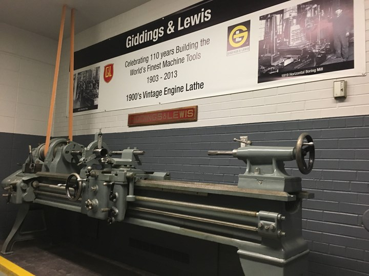 Giddings & Lewis has come a long way in 160 years, as has machine tool technology in general.