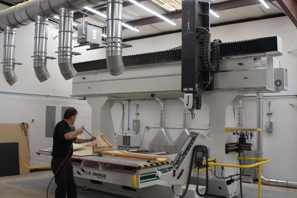 Composites Specialist Makes CNC Chops Count image
