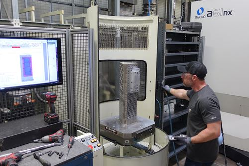 Challenges Reveal Value and Vulnerability of Small Machine Shops