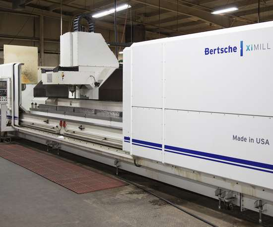 Bertsche XiMill machining center