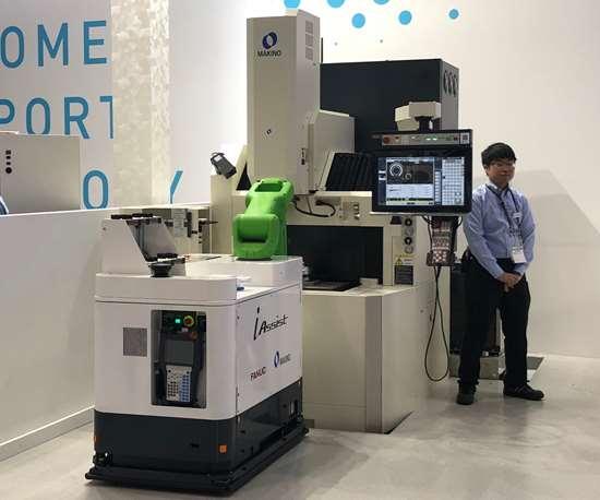 makino automation jimtof 2018