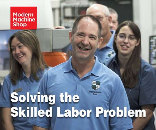 employees at Westminster Tool