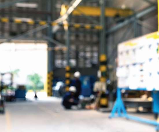 blurry manufacturing