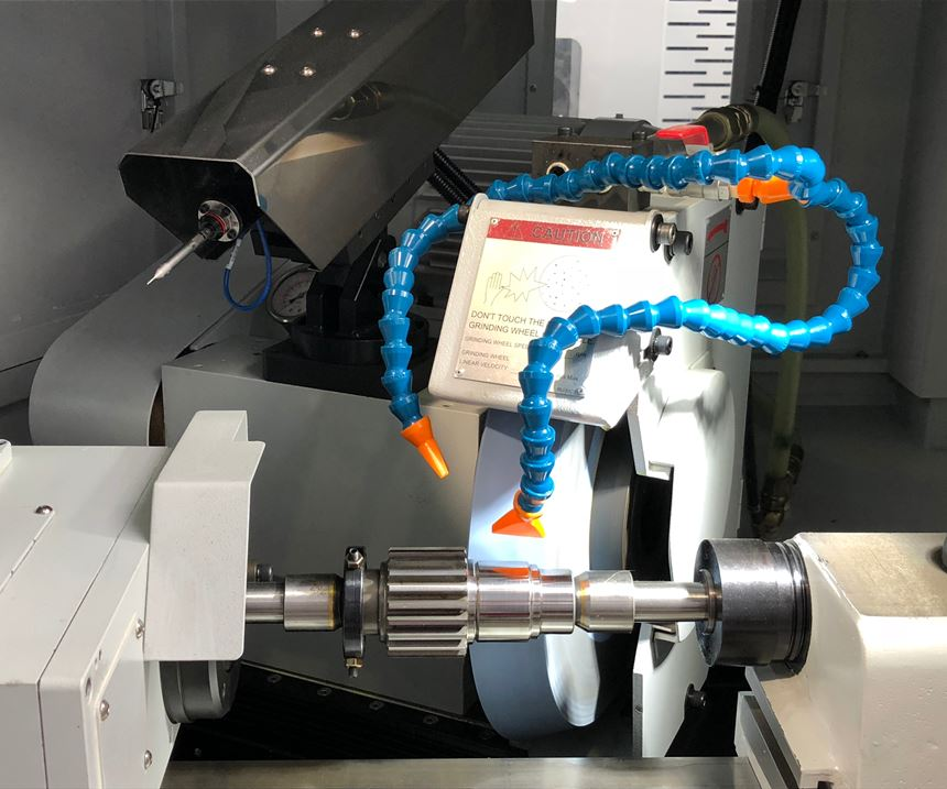 goodway cnc grinding machine