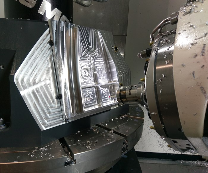 Machining Demonstration Shows the Digital-Twin Concept in Action