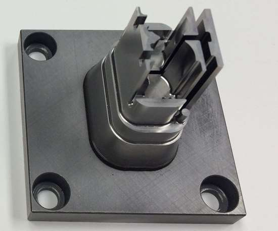smooth part surface manufacturing