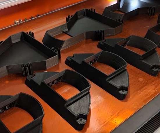 additive manufacturing plastic parts
