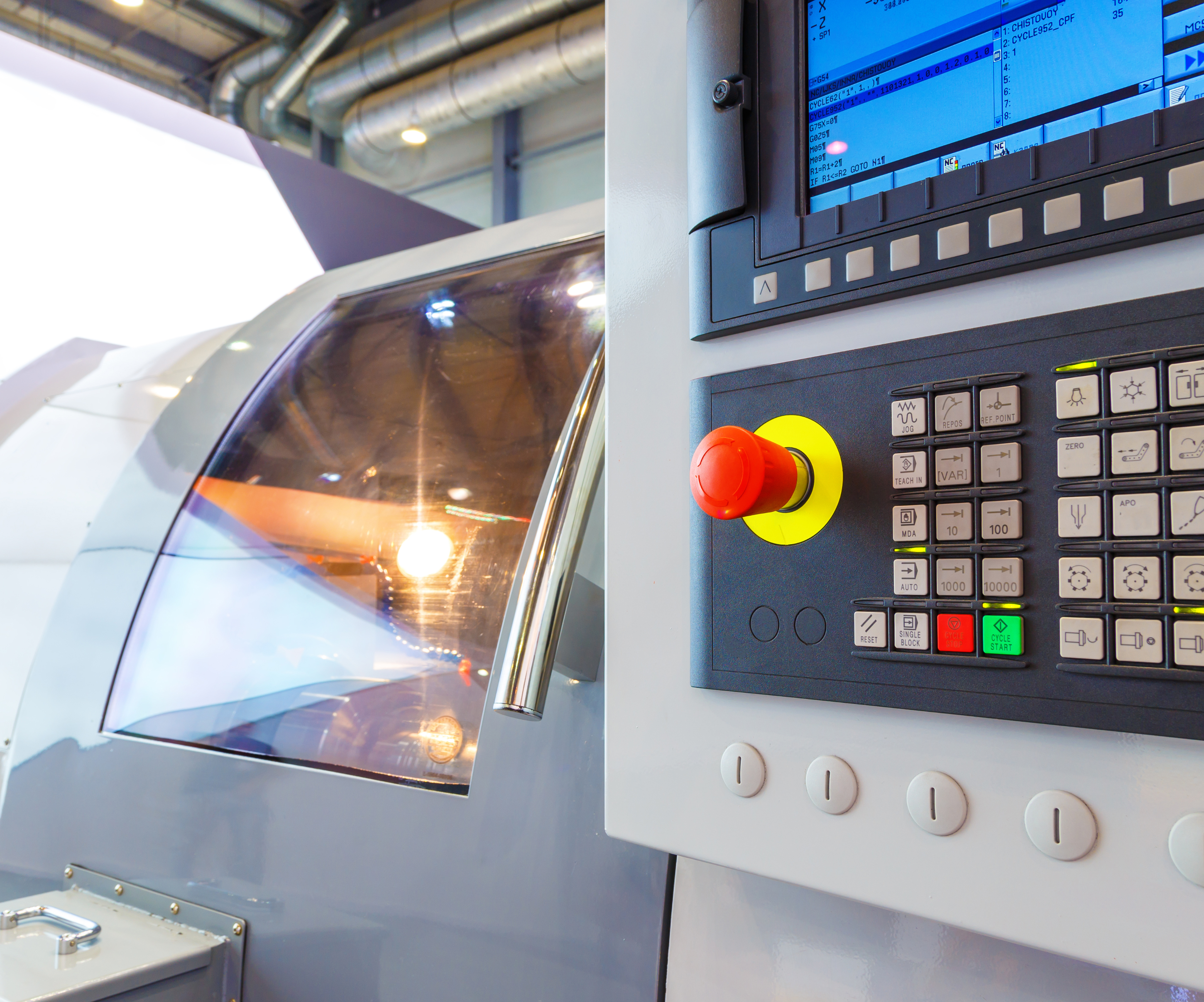 White Paper Describes Preventing Chatter on CNC Lathes