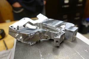 Hitting the Zone with Five-Axis Machining