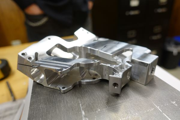 Hitting the Zone with Five-Axis Machining image