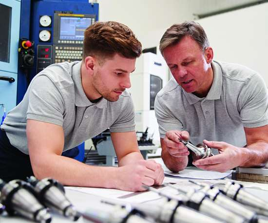 training in manufacturing