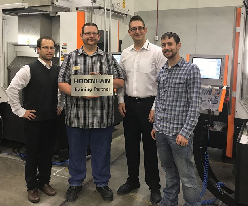 staff from Community College of Denver's Advanced Manufacturing Center
