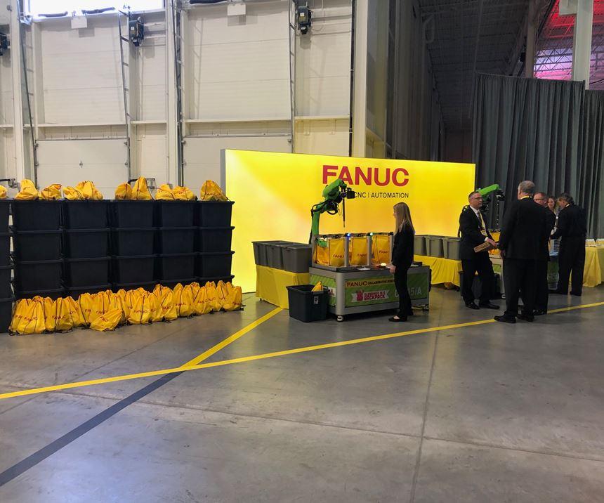 fanuc open house