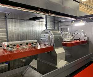 Dual-Spindle Technology Highlighted at Absolute Open House